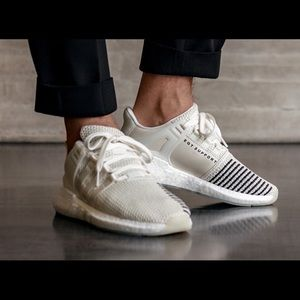 "Adidas boost EQT 93/17 ""off white"""